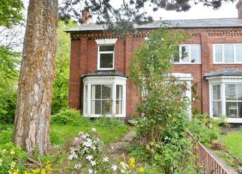 Thumbnail 3 bedroom terraced house for sale in Greenfield, Wrexham