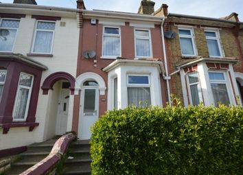 Thumbnail 3 bed terraced house to rent in Gordon Road, Strood, Rochester