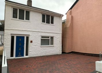 Thumbnail 3 bed detached house to rent in Priory Road, Plymouth