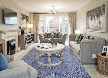 "Thumbnail 2 bed semi-detached house for sale in ""The Deene"" at Kiln Lane, Leigh Sinton, Malvern"