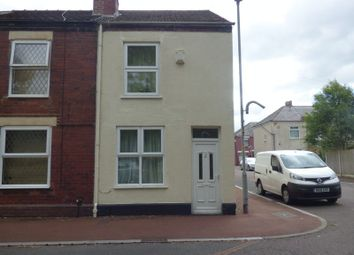 Thumbnail 2 bed end terrace house to rent in Kimberley Street, Warrington