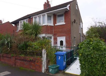 Thumbnail 3 bed semi-detached house for sale in Waring Drive, Thornton-Cleveleys