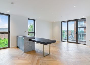 Thumbnail 2 bed flat to rent in Lessing Building, West Hampstead Square, London
