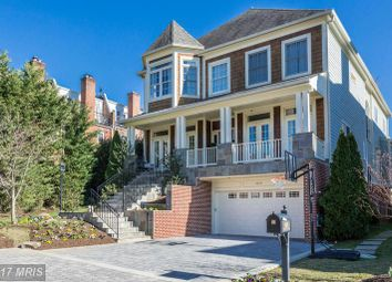 Thumbnail 6 bed property for sale in 4520 Westhall Drive Northwest, Washington, DC, 20007