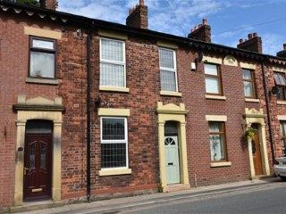 Thumbnail 3 bed terraced house for sale in Higher Walton Road, Higher Walton, Preston, Lancashire