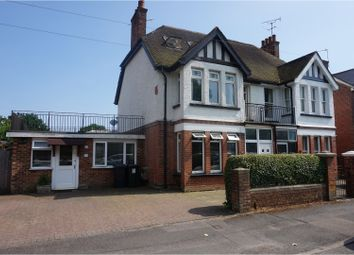 Thumbnail 6 bed semi-detached house for sale in Jemmett Road, Ashford