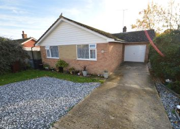 Thumbnail 2 bed detached bungalow for sale in Silva Close, Bexhill-On-Sea