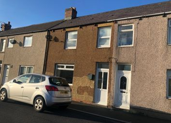 Thumbnail 3 bed terraced house to rent in Acklington Street, Amble, Northumberland