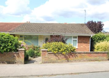 Thumbnail 2 bed semi-detached bungalow for sale in Milford Avenue, Stony Stratford, Milton Keynes