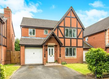 Thumbnail 4 bed detached house for sale in Church Lane, Armitage, Rugeley