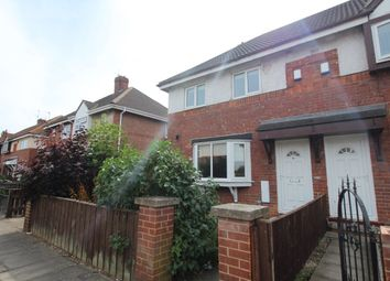 Thumbnail 3 bedroom semi-detached house to rent in Kingsley Road, Grangetown, Middlesbrough