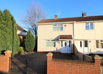 Thumbnail 3 bed terraced house to rent in Gouldsmith Gardens, Darlington