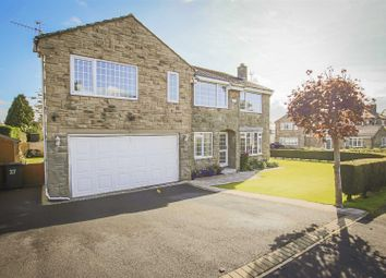 Thumbnail 5 bed detached house for sale in Pendle Fields, Fence, Burnley