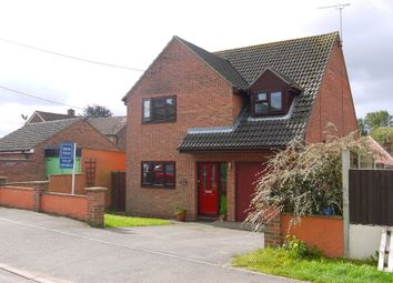 Thumbnail 4 bed detached house to rent in New Queens Road, Sudbury