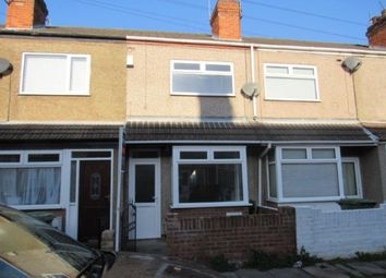 Thumbnail 2 bedroom terraced house to rent in St. Heliers Road, Cleethorpes