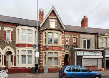 Thumbnail 6 bed terraced house for sale in Albany Road, Roath, Cardiff