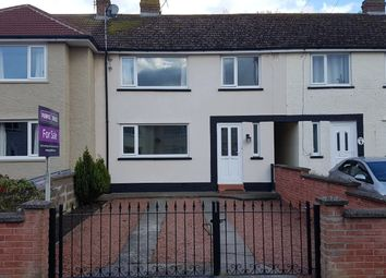 Thumbnail 3 bed terraced house for sale in Skinburness Drive, Silloth