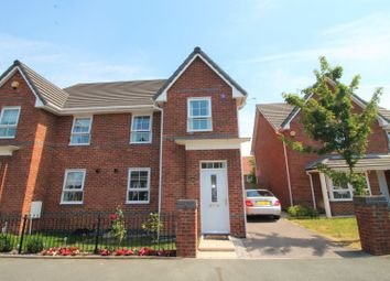 Thumbnail 4 bed semi-detached house for sale in Bamford Drive, Liverpool