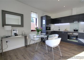 Thumbnail 1 bed property for sale in Chertsey Boulevard, Hanworth Lane, Chertsey, Surrey