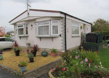 Thumbnail 2 bed mobile/park home for sale in The Crescent, Woodside Park (Ref 5457), Stalmine, Poulton-Le-Fylde, Lancashire