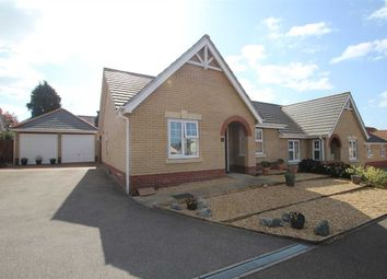 Thumbnail 2 bed semi-detached bungalow for sale in Wheelers Close, Sudbury