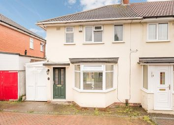 Thumbnail 3 bed property for sale in Alvechurch Road, Northfield, Birmingham