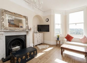 Thumbnail 1 bed flat for sale in Belgrave Terrace, Bath, Somerset