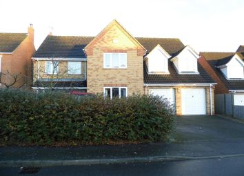 Thumbnail 5 bed detached house to rent in Linnet Drive, Rippingale, Bourne