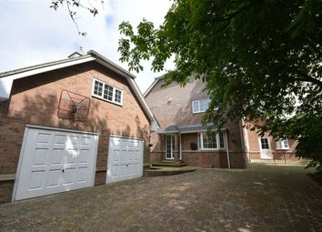 Thumbnail 6 bed property for sale in The Limes, Off Ashby Road, Burton Upon Trent, Staffordshire