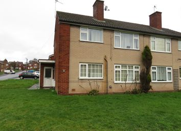 Thumbnail 1 bed flat for sale in Orion Way, Cannock