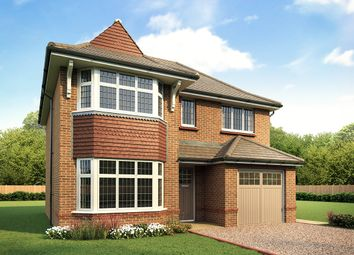 """Thumbnail 3 bed detached house for sale in """"Oxford Lifestyle"""" at Greenmount, Barrow, Clitheroe"""