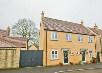 Thumbnail 3 bed semi-detached house for sale in Webber Road, Shepton Mallet