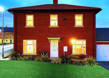 Thumbnail 4 bed detached house for sale in Copenhagen, Fairfield Link, Sherburn In Elmet