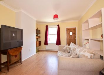 Thumbnail 2 bedroom terraced house for sale in Holcombe Road, Rochester, Kent
