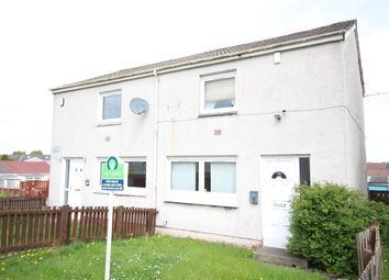 Thumbnail 2 bedroom semi-detached house for sale in Windsor Path, Larkhall, Lanarkshire