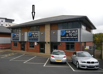 Thumbnail Office for sale in St James Court East, Accrington