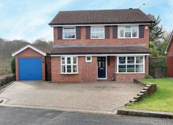 Thumbnail 4 bed detached house for sale in Sapphire Ridge, Tempest, Waterlooville