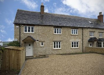 Thumbnail 4 bed semi-detached house to rent in Main Road, Long Hanborough, Witney