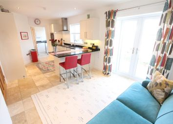 4 bed detached house for sale in Sapcote Road, Burbage, Hinckley LE10