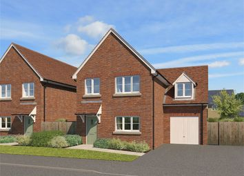 Thumbnail 4 bed detached house for sale in Beach Gardens, Waterbeach, Cambridge