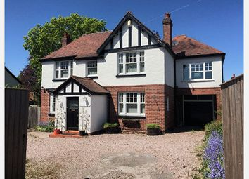 Thumbnail 4 bed detached house for sale in 19 Station Road, Stoke-On-Trent