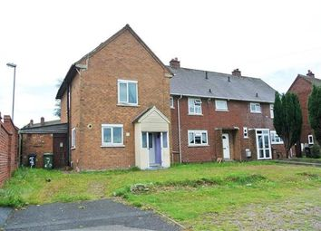 Thumbnail 3 bed semi-detached house for sale in Goscote Lane, Bloxwich, Walsall