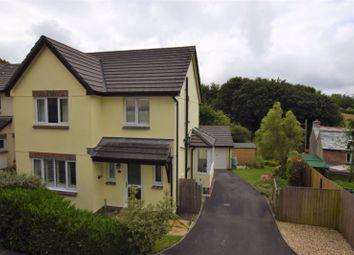 Thumbnail 3 bed detached house for sale in Fair Field Park, Five Lanes, Launceston