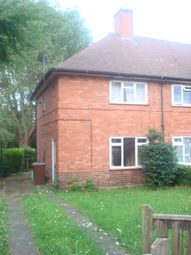 Thumbnail 2 bedroom semi-detached house to rent in Hoyland Avenue, Lenton, Nottingham