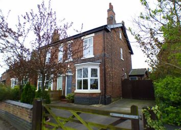 Thumbnail 4 bed semi-detached house for sale in Marsh Green Road, Elworth, Sandbach