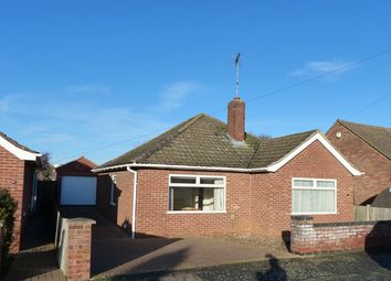 Thumbnail 3 bed detached bungalow for sale in Oakdale Avenue, Peterborough