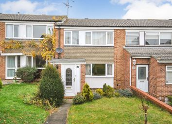 Thumbnail 3 bed terraced house for sale in The Crest, Sawbridgeworth