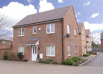 Thumbnail 3 bed detached house for sale in Old School Drive, Wheathampstead, Hertfordshire