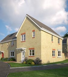 Thumbnail 3 bed detached house for sale in Brybank Road, Haverhill