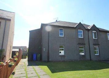 Thumbnail 2 bed flat for sale in Cornton Crescent, Bridge Of Allan, Stirling, Stirlingshire